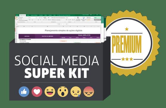 Social Media Super Kit