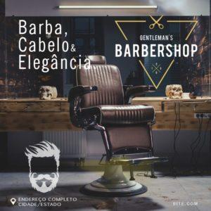 [barbearia] template - barbearia