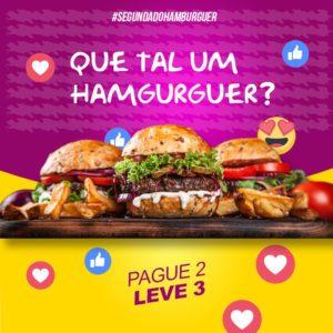 [burger] template - lanche promoção