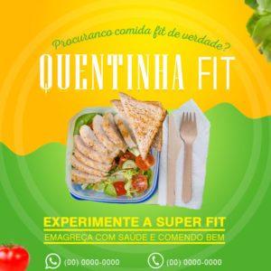 [comida fit] template - comida fit