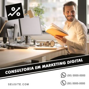 [consultoria] template - marketing digital