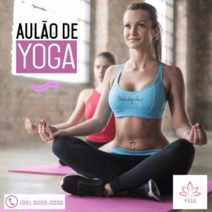 [yoga] template - aula de yoga
